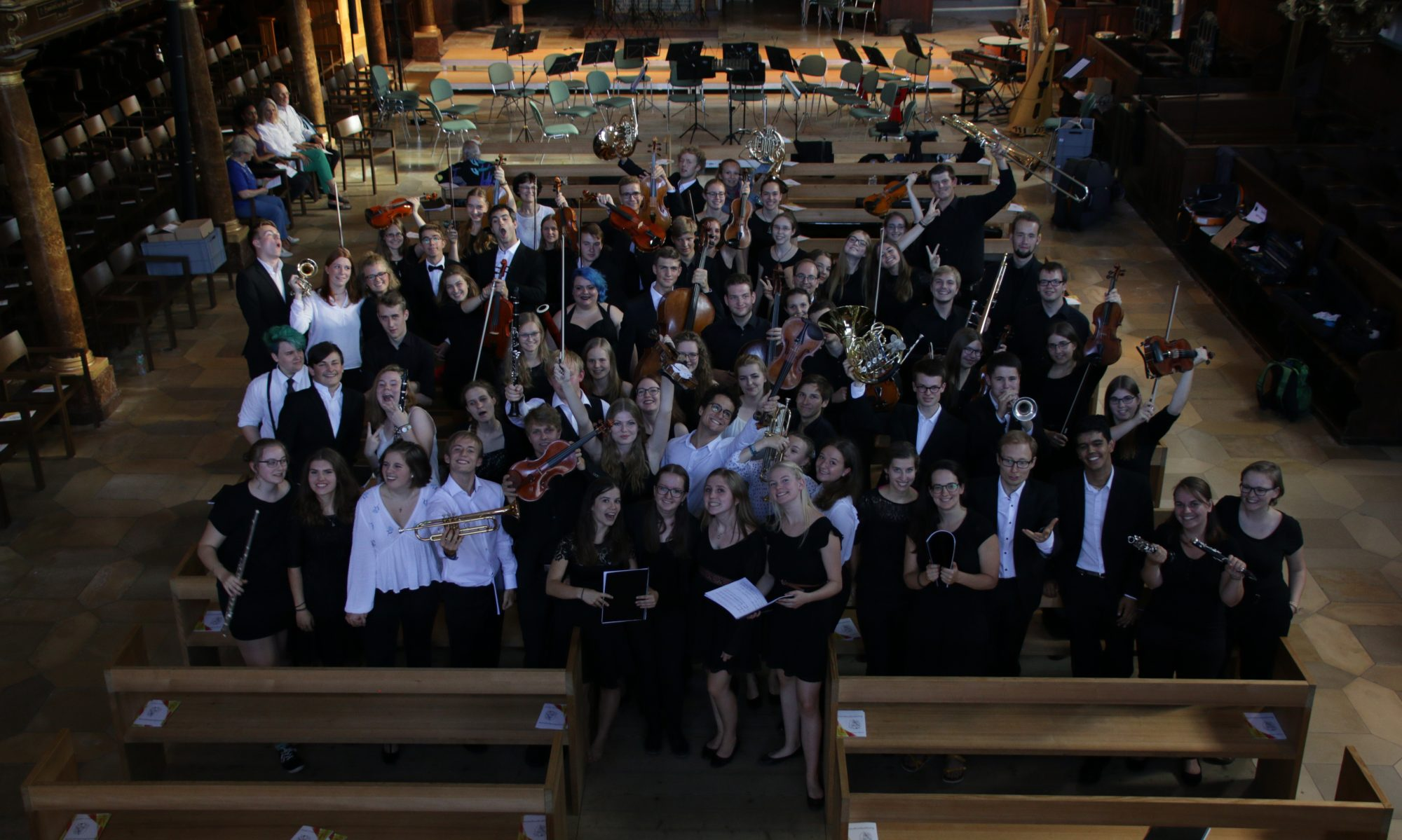 Philharmonie Junger Christen - Augsburg